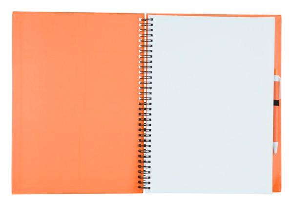 Poznámkový Blok Tecnar - Oranžová