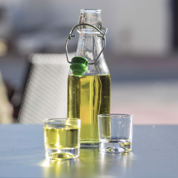 Botella Haser - Blanco