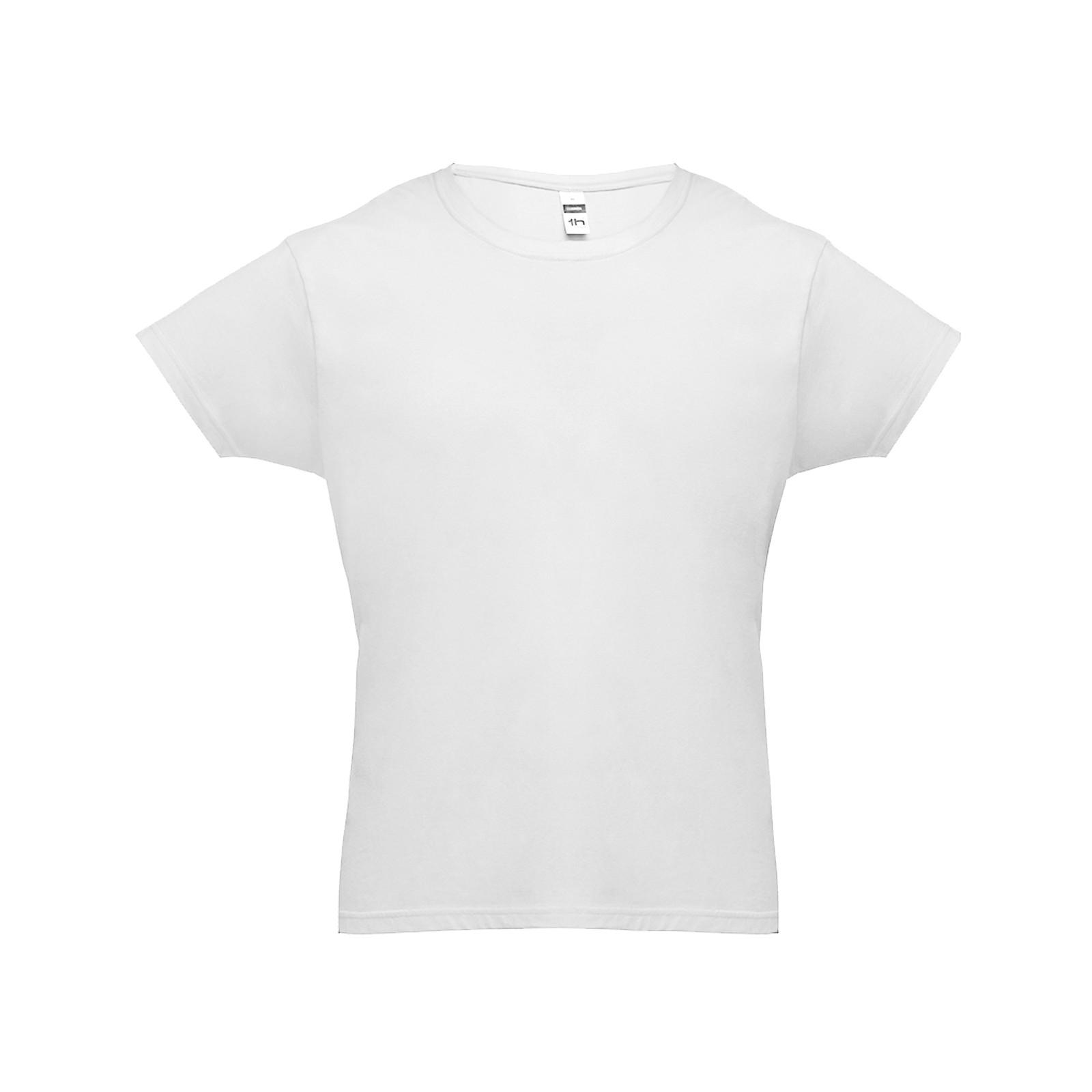 THC LUANDA WH. Pánské tričko - Bílá / XS