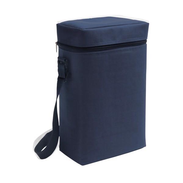 JAKARTA. Ισοθερμική τσάντα 600D - Μπλε