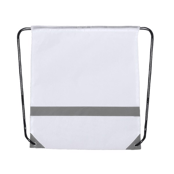 Drawstring Bag Lemap - White