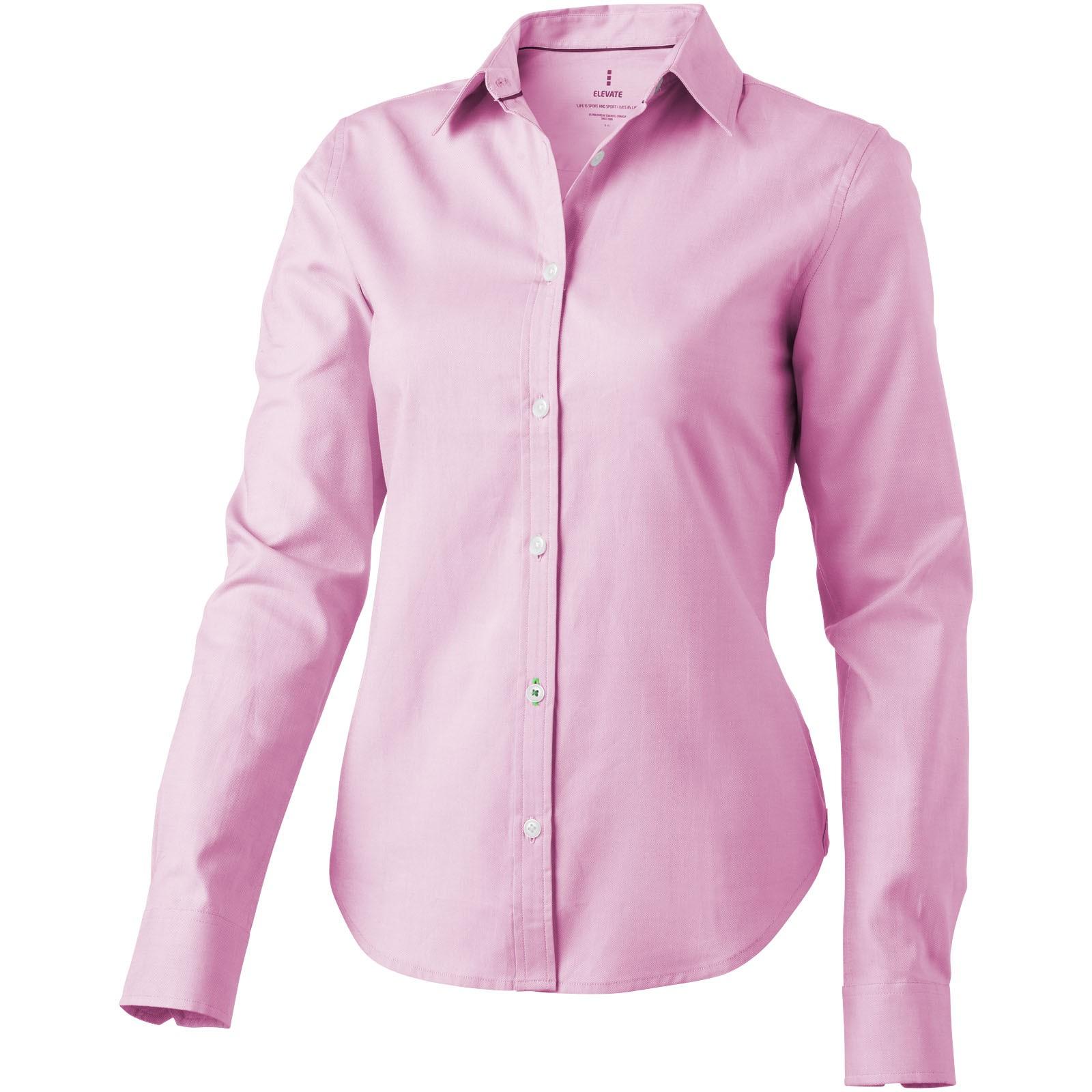 Vaillant long sleeve ladies shirt - Magenta / XS