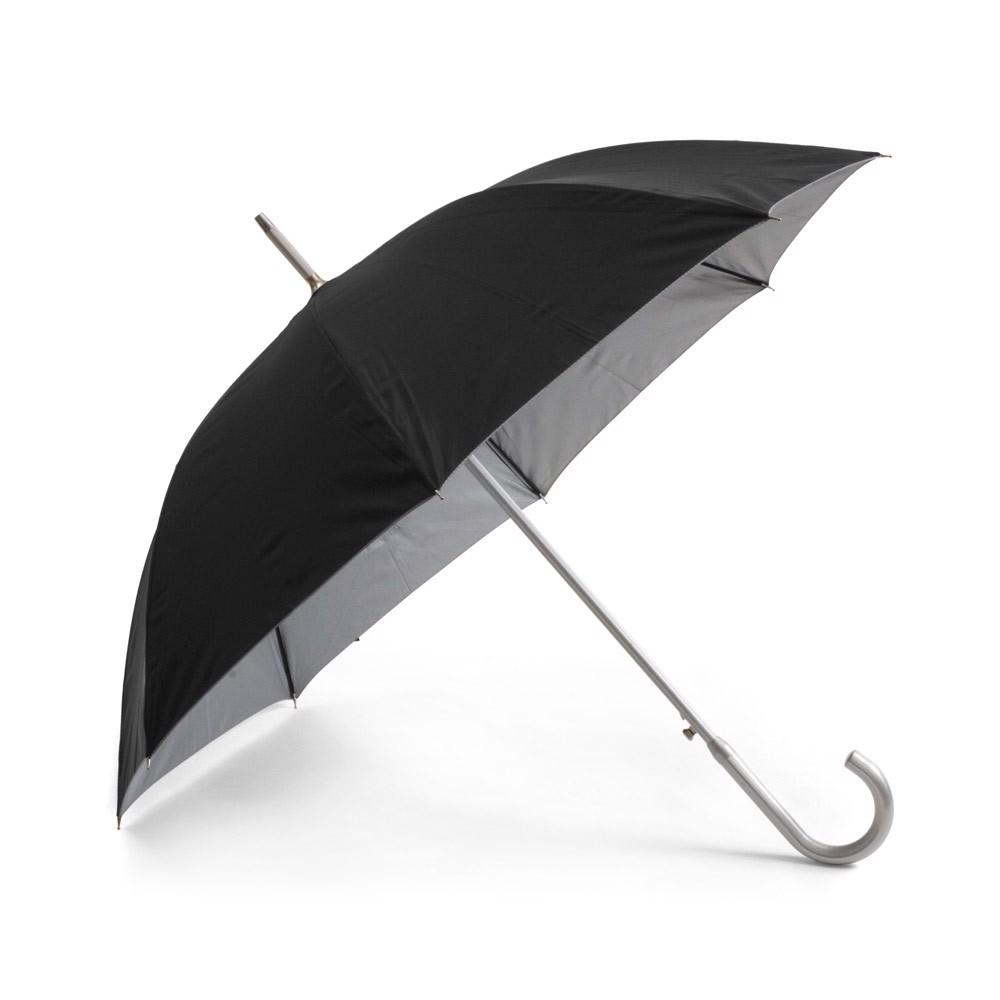 KAREN. Deštník s automatickým otevíráním - Černá
