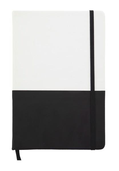 Blok Duonote - Černá / Bílá