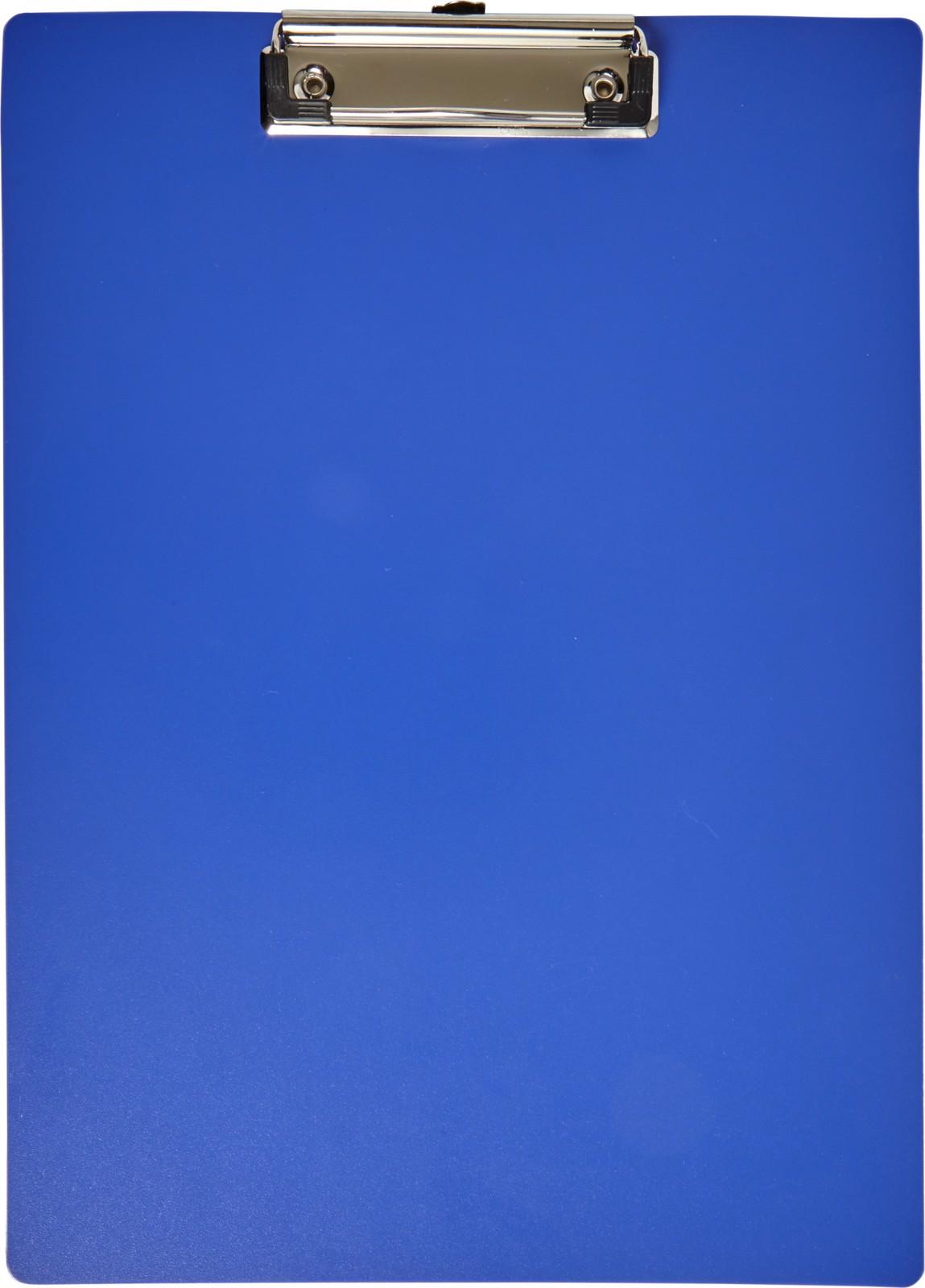 PP clipboard - Cobalt Blue