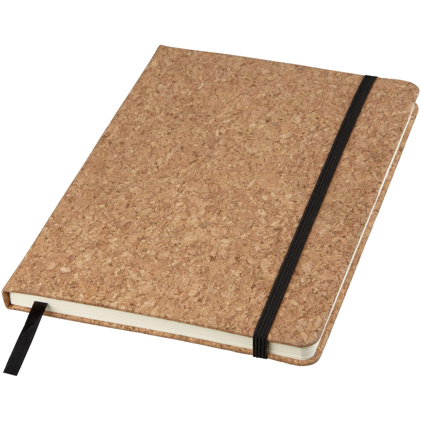 Korkový zápisník Napa A5