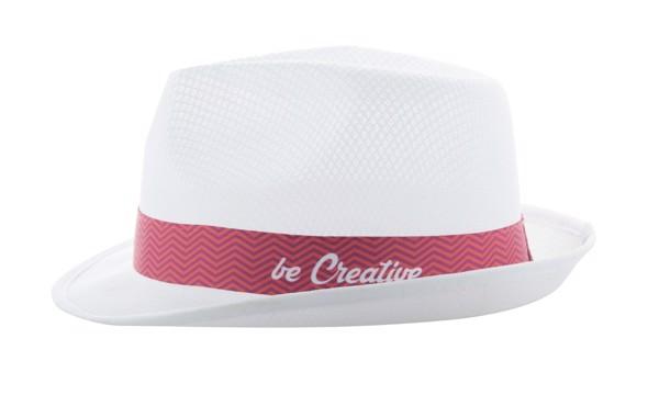 Bandă Pălărie Cu Sublimare Subrero XL - Alb