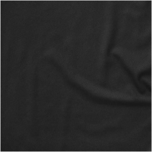 Dámské triko Kingston s krátkým rukávem, s povrchovou úpravo - Černá / XXL