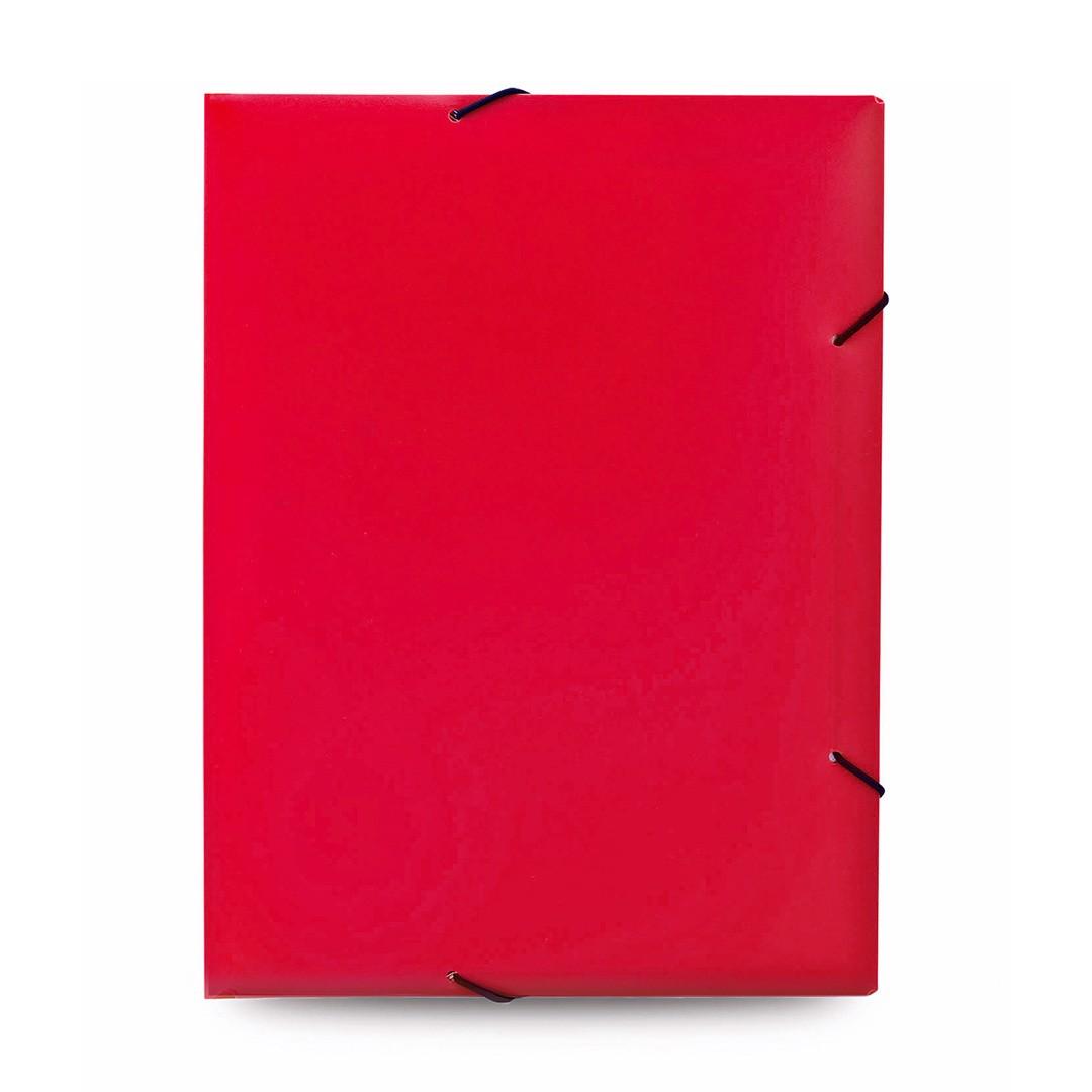 Carpeta Alpin - Rojo