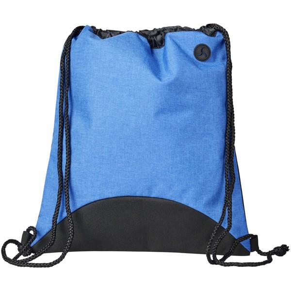 Street šňůrkový batoh - Process blue
