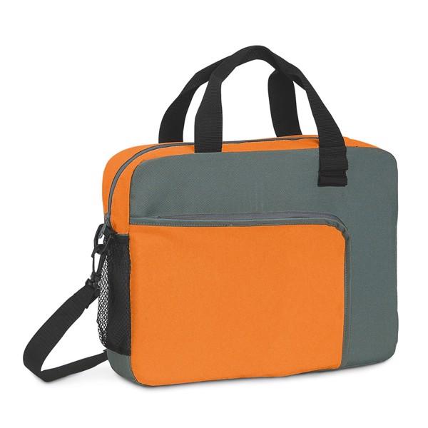 NANTES. Πολυλειτουργική τσάντα - Πορτοκάλι