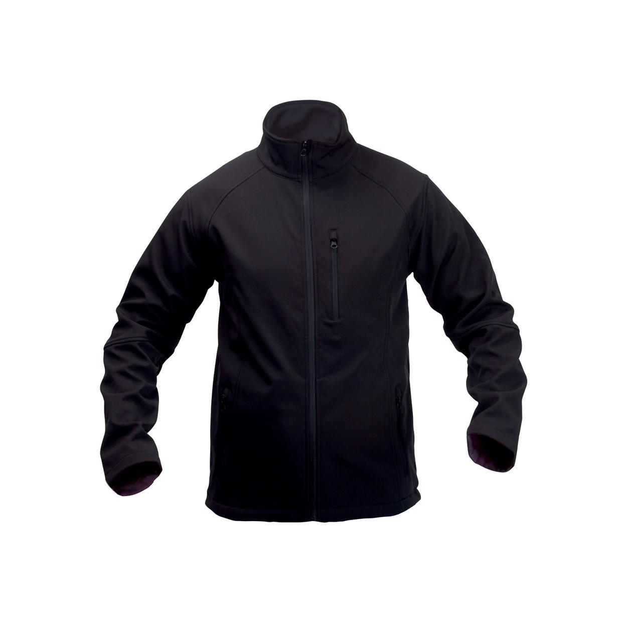 Softshell Jacke Molter - Schwarz / M