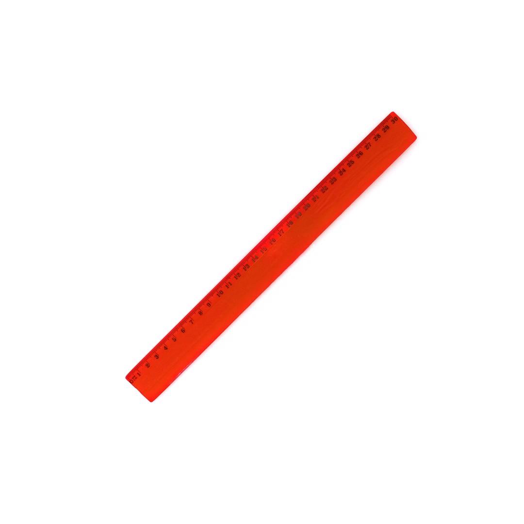 Regla Flexor - Rojo