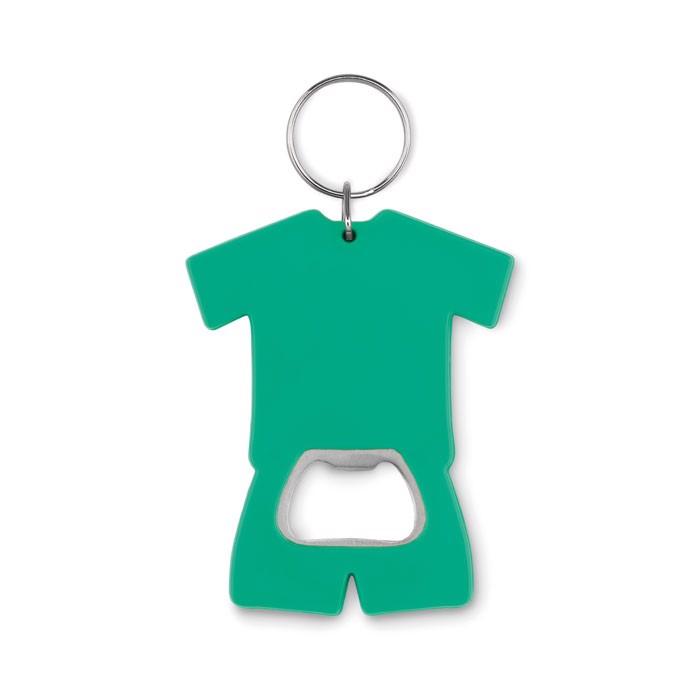 Schlüsselring mit Kapselheber Camis Key - grün