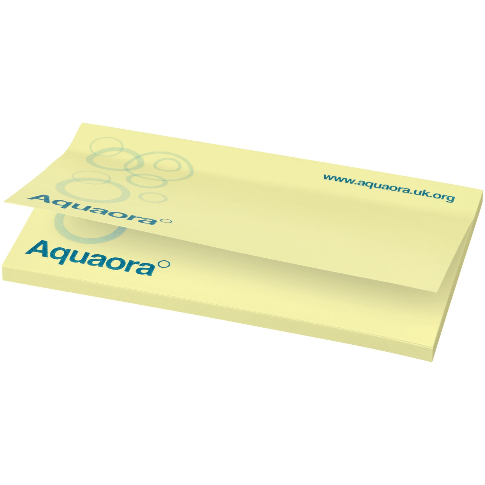 Samolepicí lístečky Sticky-Mate® 127x75mm - Světle žlutá / 50 pages