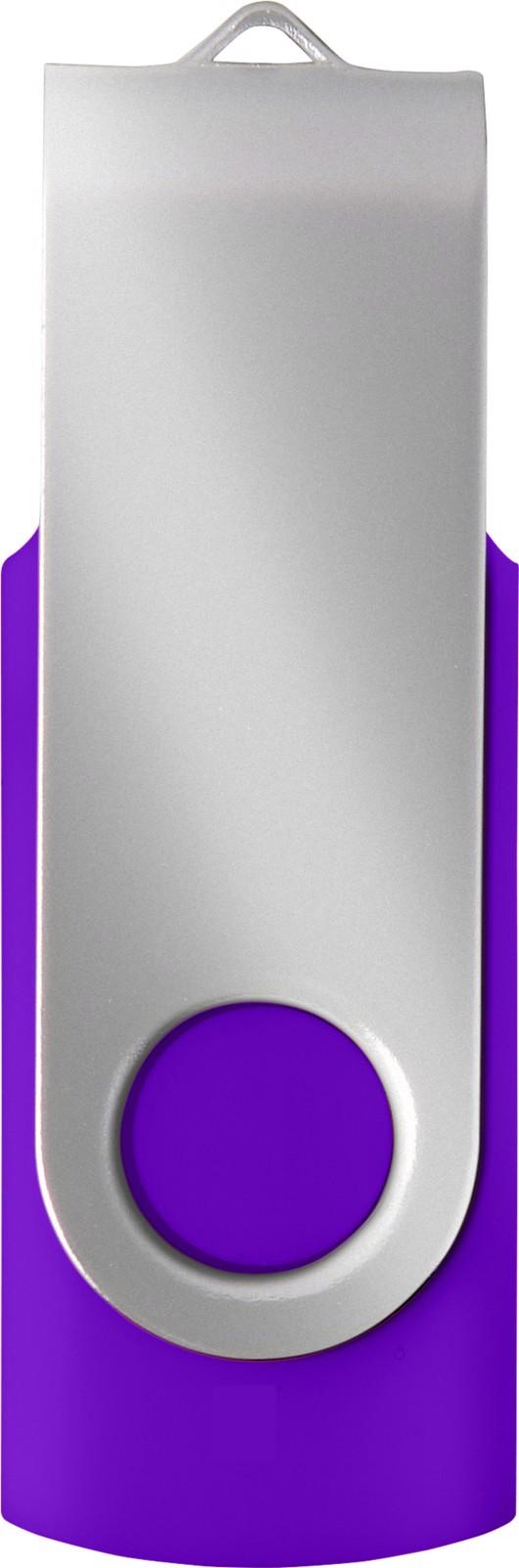 ABS USB drive (16GB/32GB) - Purple