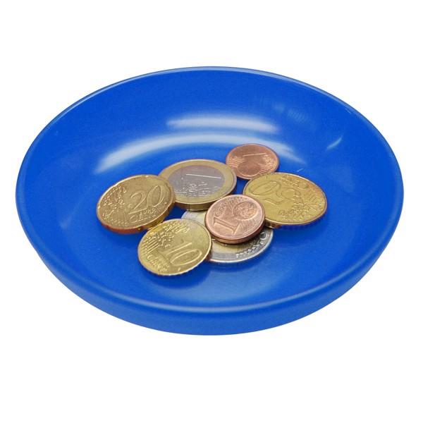 Coin Dish - Standard-Blue Pp