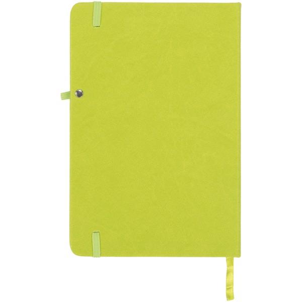 Středně velký zápisník Rivista - Zelená