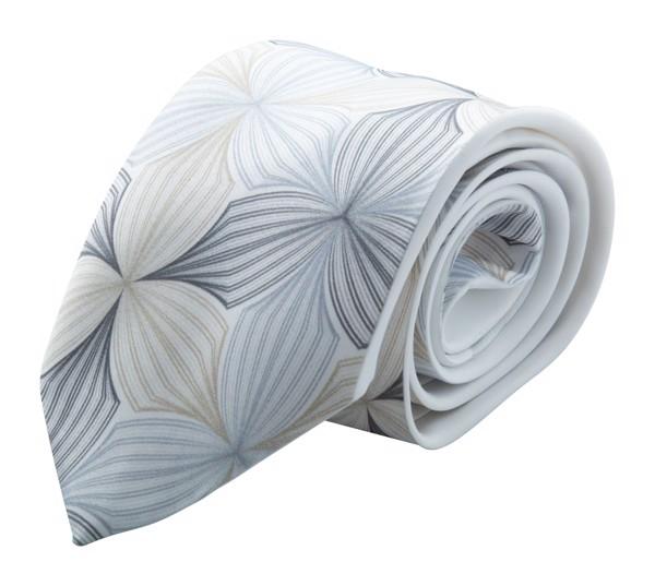 Sublimation Necktie Suboknot - White