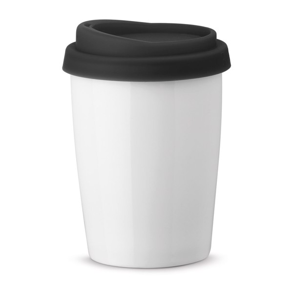 DUWAL. Travel cup 280 ml - Black