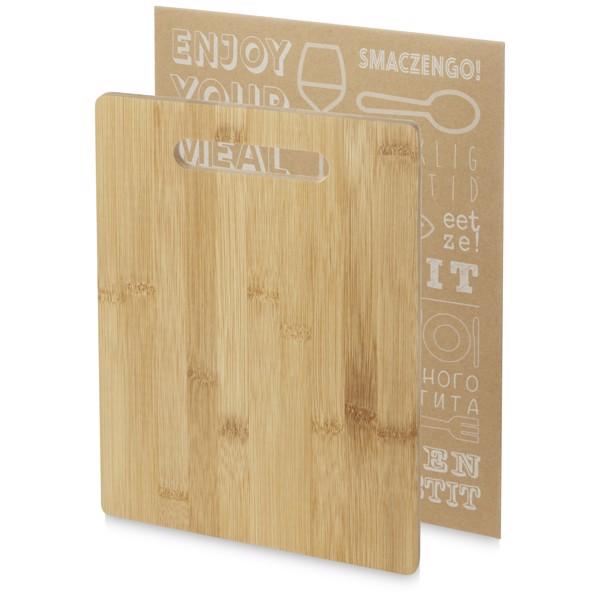 Basso bamboo cutting board