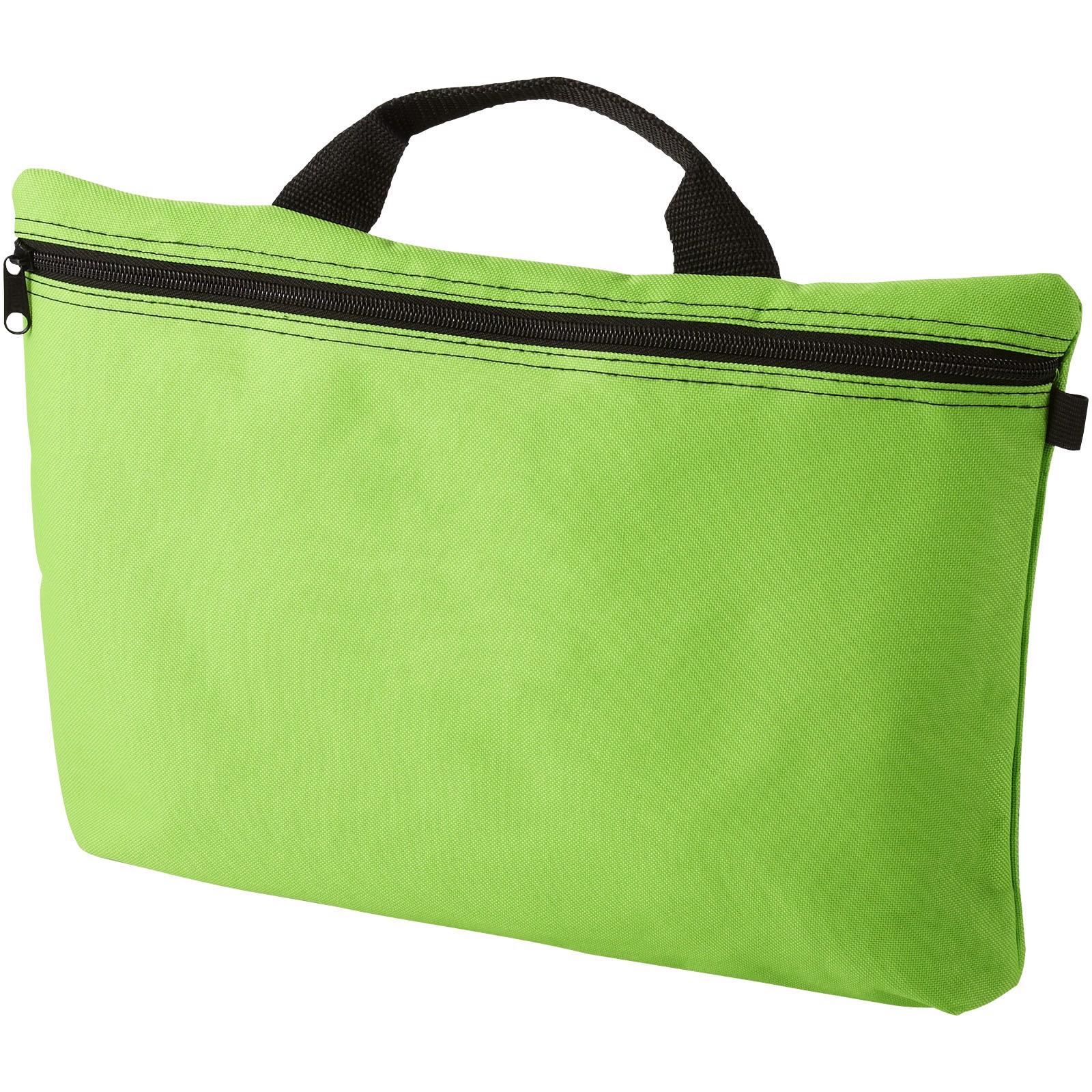 Konferenční taška Orlando - Limetka