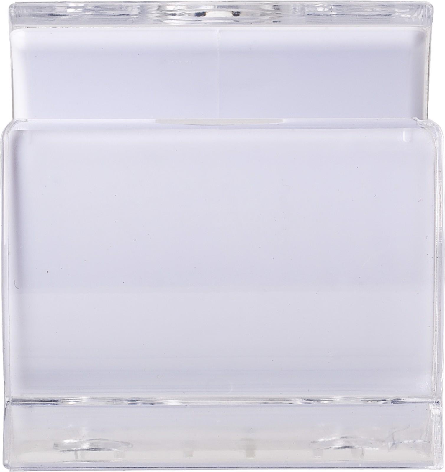 PS mobile phone holder - White