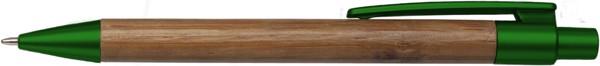 Bamboo ballpen - Green