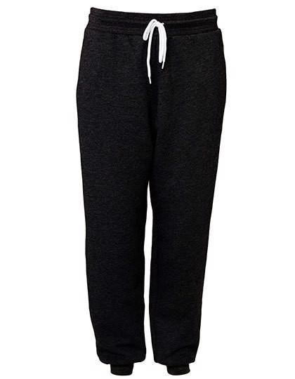 Unisex Jogger Sweatpants - Black / L