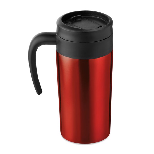 Small travel cup 340 ml Falun Kopp - Red
