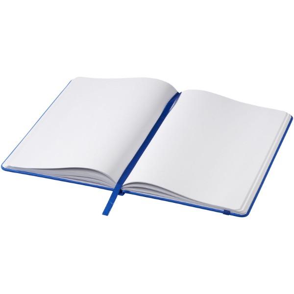 Zápisník A5 Spectrum – nelinkované stránky - Světle modrá