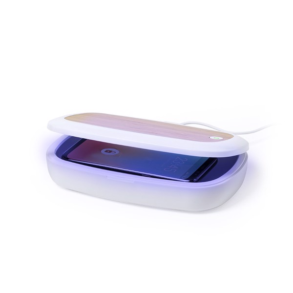 Caja Esterilizadora UV Cargador Strey