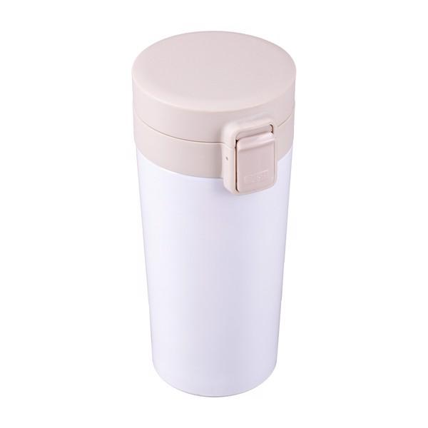 Kubek izotermiczny Casper 350 ml - Biały