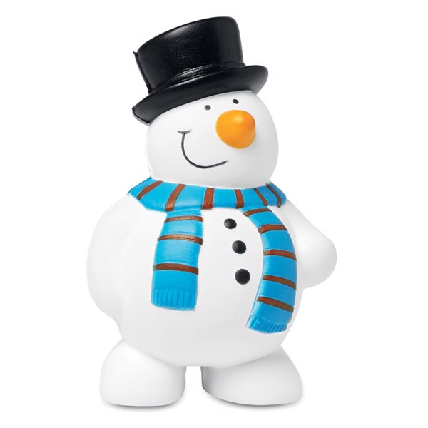 Anti-stress snowman Penny