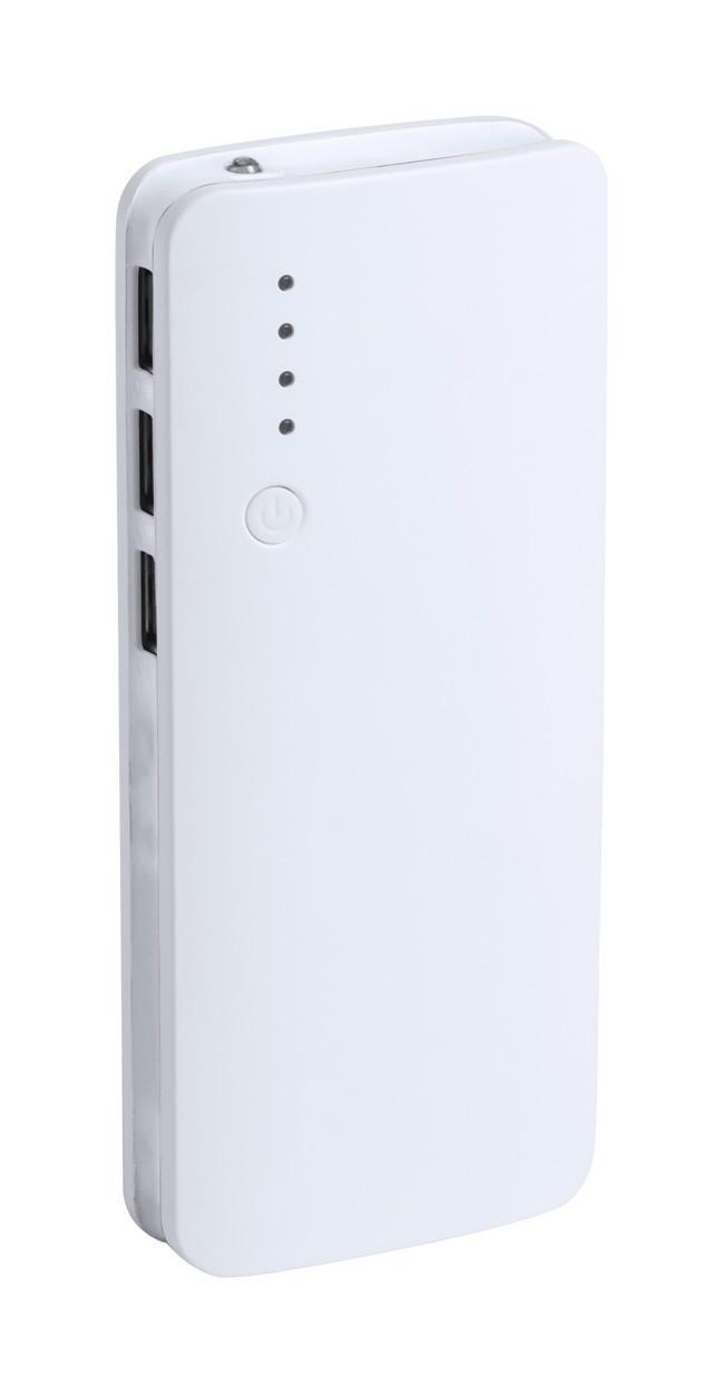 Power Bank Kaprin - White
