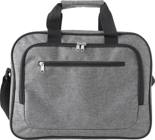 Laptoptasche 'Teacher' aus Polyester - Grey