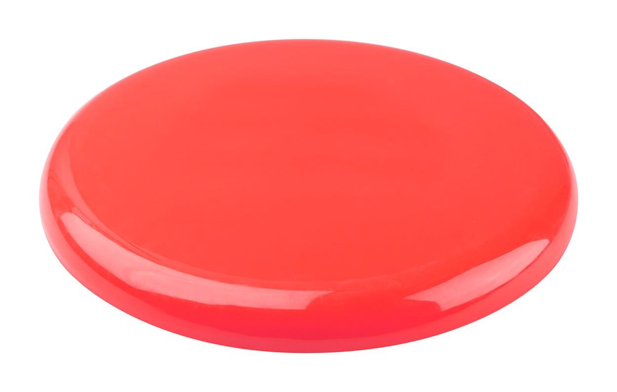 Frisbee Smooth Fly - Červená