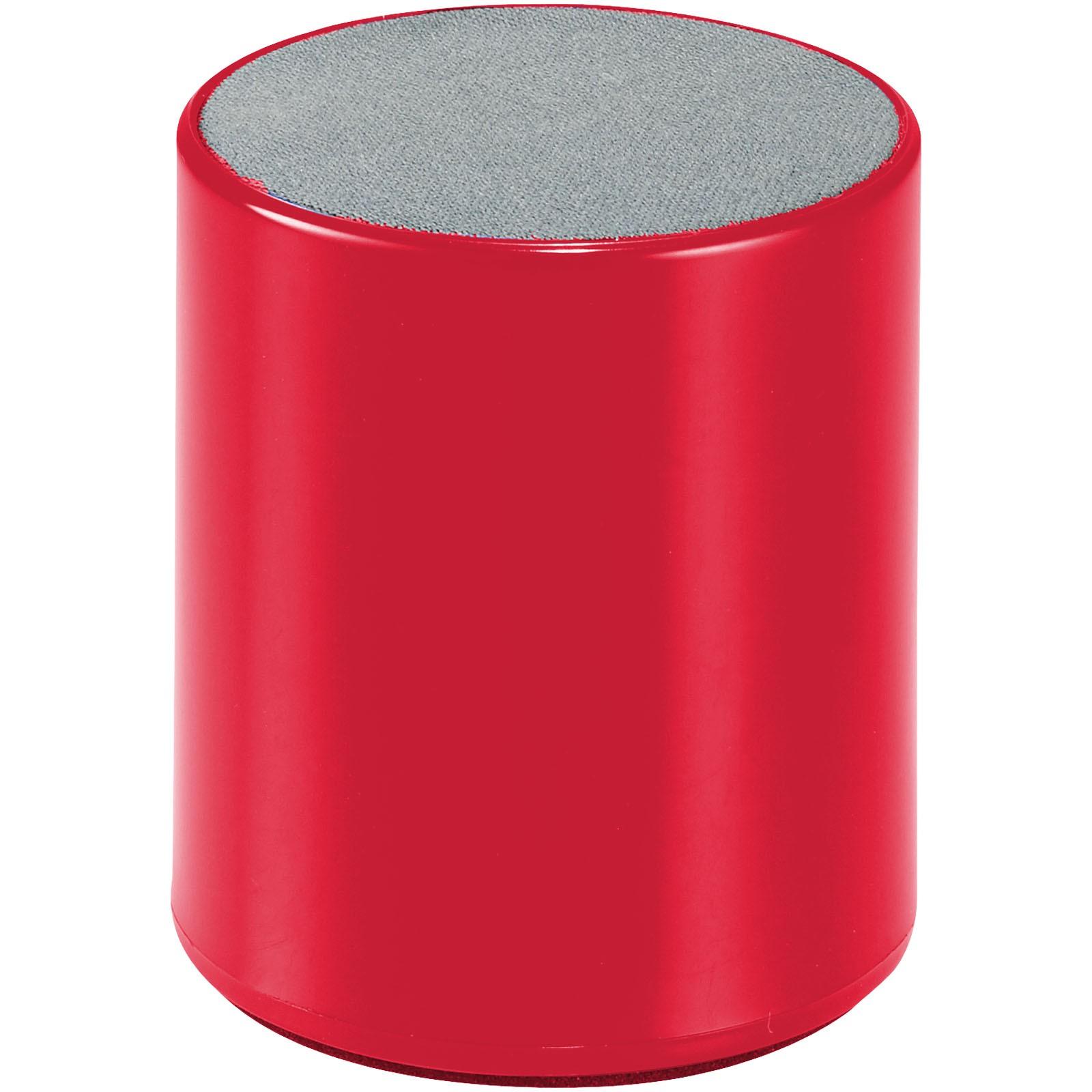 Ditty kabelloser Bluetooth® Lautsprecher - Rot