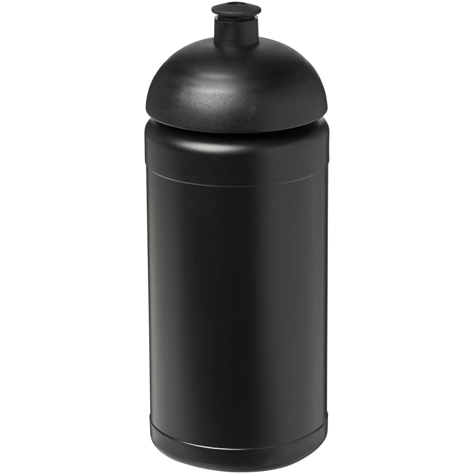 Baseline® Plus 500 ml dome lid sport bottle - Solid black