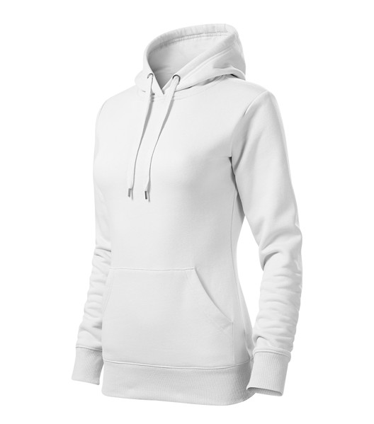 Sweatshirt Ladies Malfini Cape - White / M