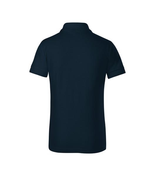 Polokošile dětská Malfini Pique Polo - Námořní Modrá / 122 cm/6 let