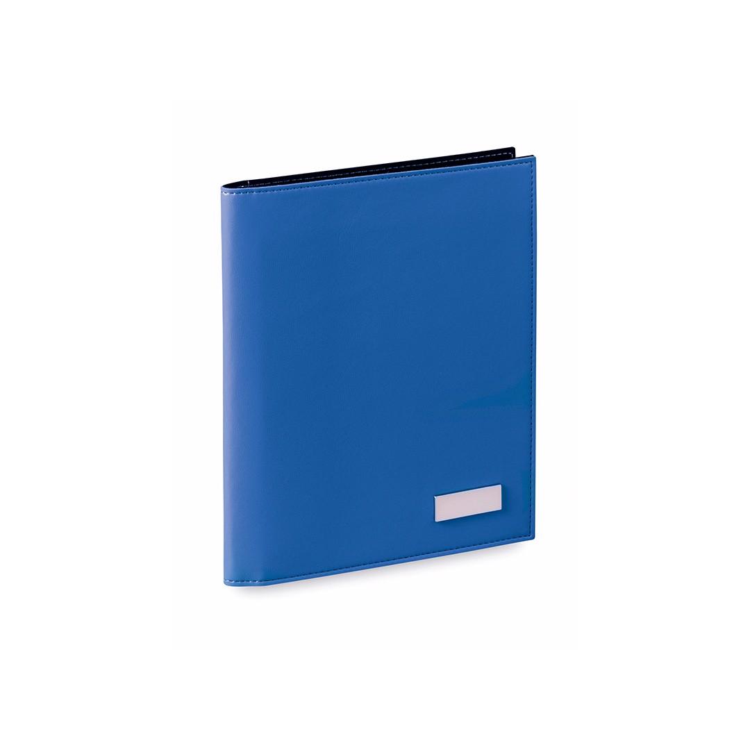 Carpeta Eiros - Azul