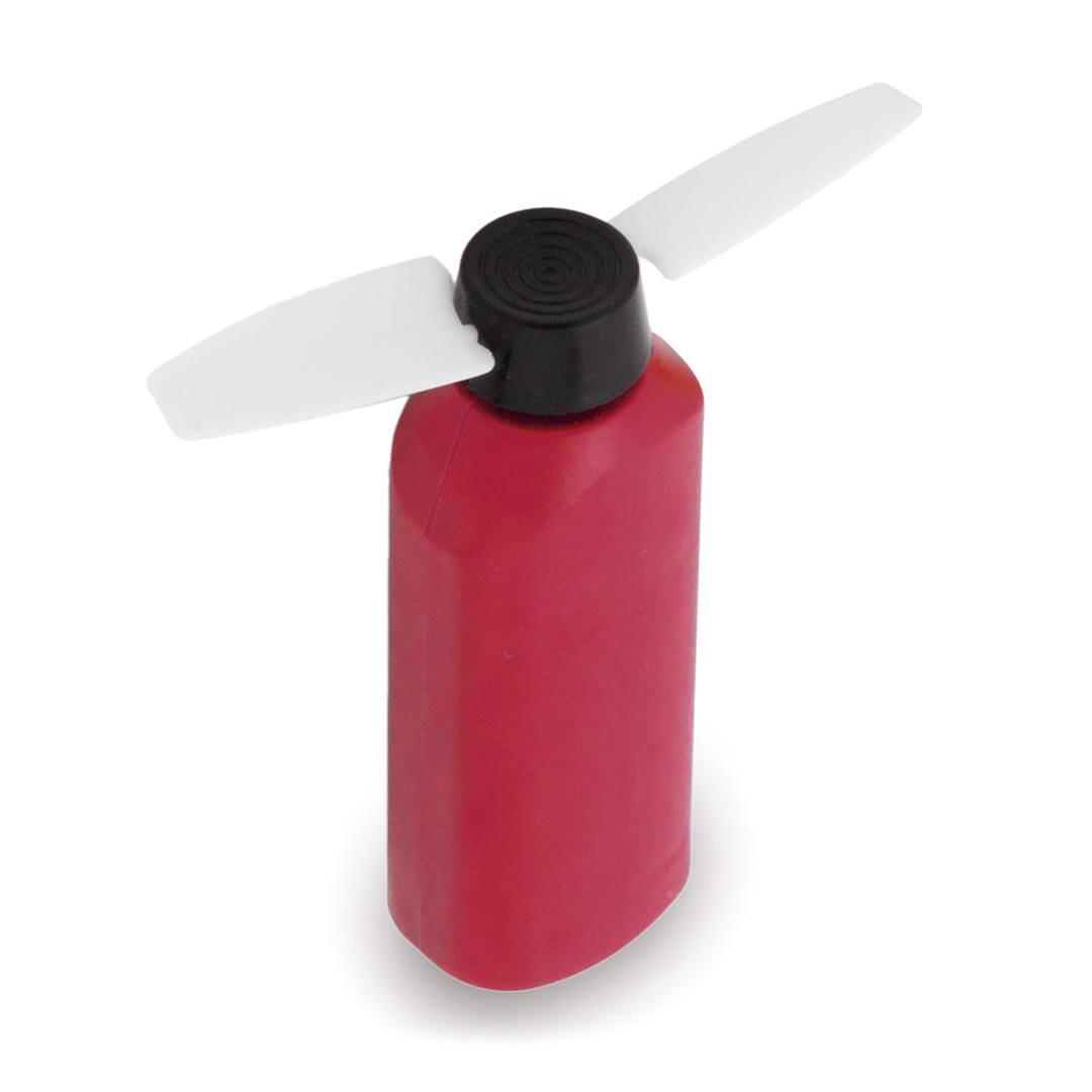 Ventilador Vanur - Rojo