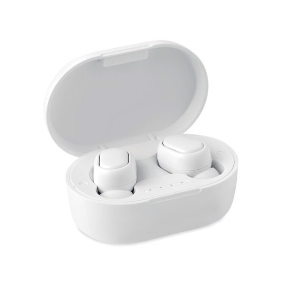 Recycled ABS TWS earbuds Rwing