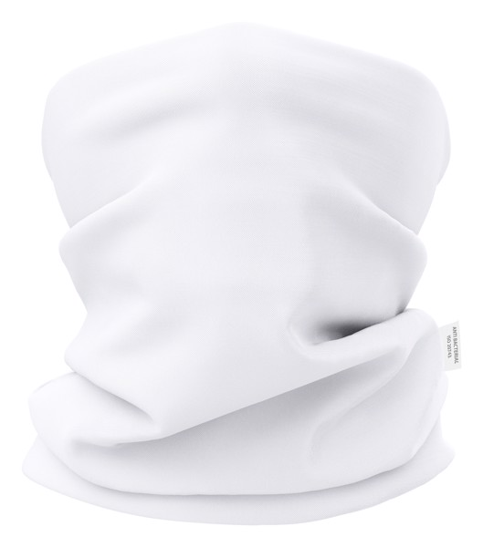 Anti-Bacterial Multi-Purpose Scarf Nical - White