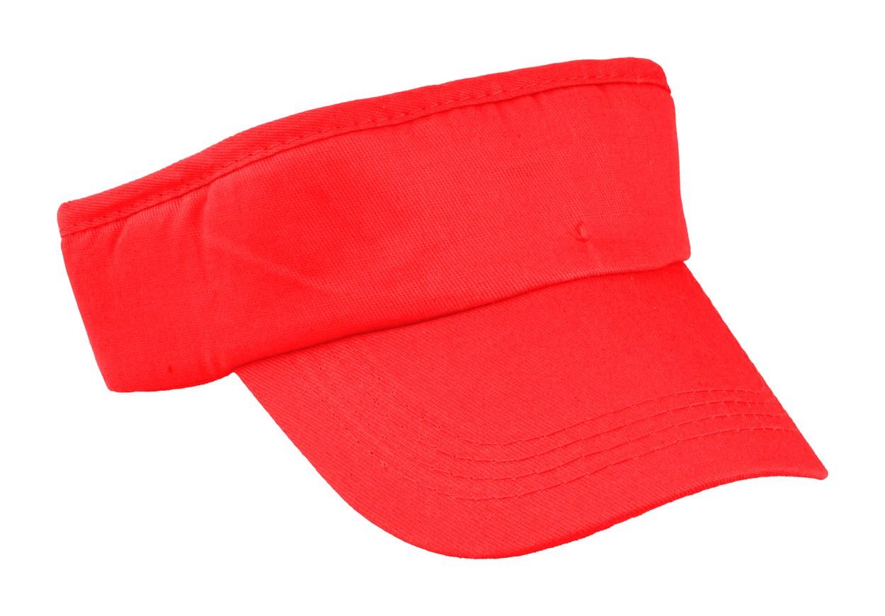 Vizor Tiger - Roșu