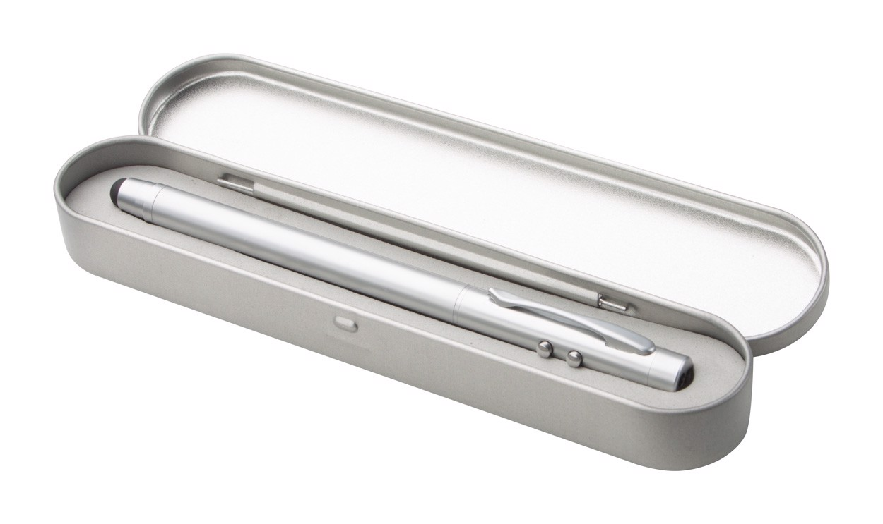 Laser kazalnik Prezi - srebrna