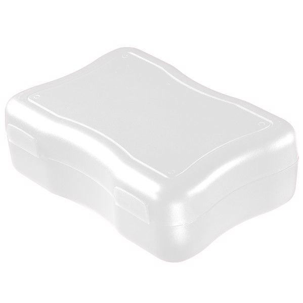 "Sandwich Box ""Wave"", Large - White"