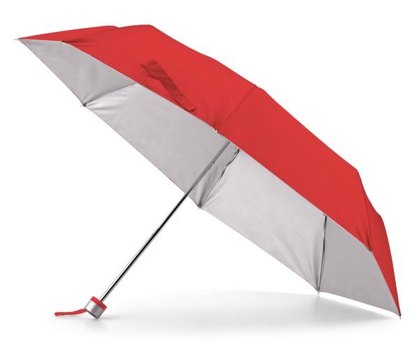 TIGOT. Συμπαγής ομπρέλα - Κόκκινο