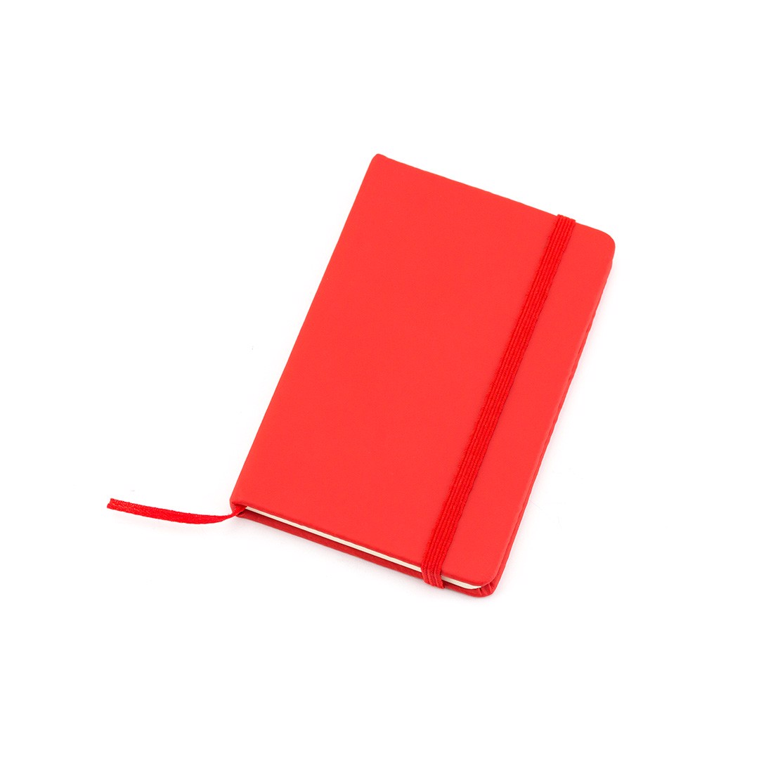 Bloc Notas Kine - Rojo
